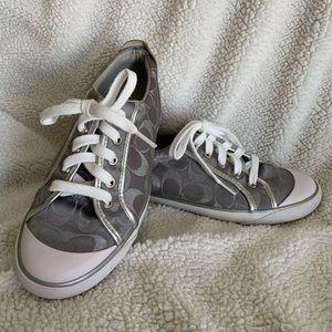 Coach Barrett Sneaker Size 8